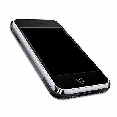 Phone Mobile Transparent Iphone Icon Cell Apple