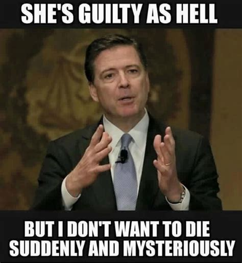 Hillary Clinton Email Memes - does this meme explain why the fbi is too scared to indict hillary