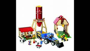 Vidéos De Lego : lego city granja lego juguetes para ni os youtube ~ Medecine-chirurgie-esthetiques.com Avis de Voitures