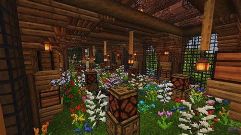 greenhouse  beekeper interior   minecraft greenhouse minecraft house designs