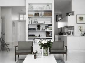 home interior shelves scandinavian style white and black nordic bliss