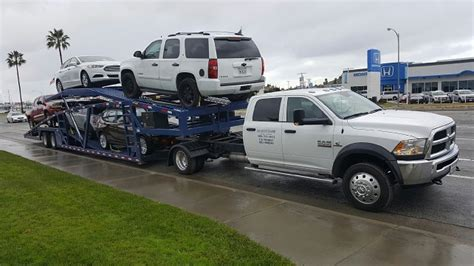 Gn500, 50'ft 5 Car Hauler Trailer Sale