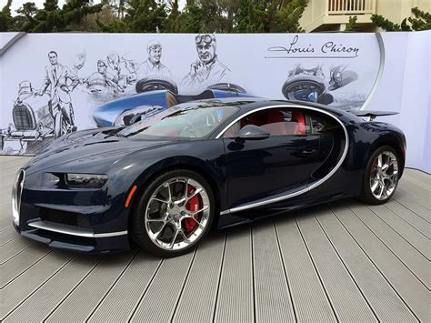 Cynics will see the bugatti chiron as little more than an utterly pointless toy for the very, very rich. Bugatti Chiron Makes First US Public Appearance ...