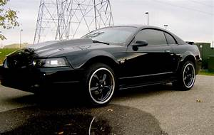 Black 2001 Ford Mustang GT Coupe - MustangAttitude.com Photo Detail