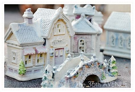 avenue diy dollar store christmas village