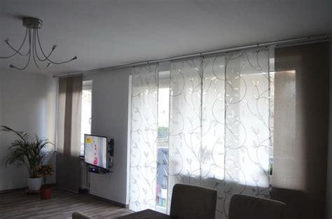 Gardinenvorschläge Für Wohnzimmer by Wohnzimmer Gardinen