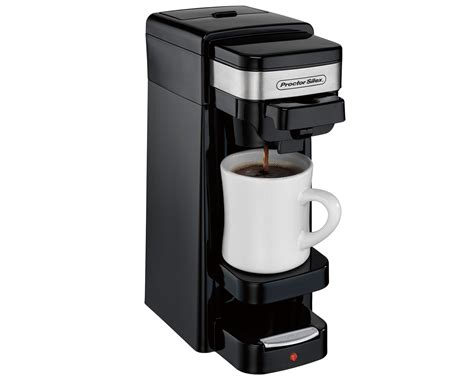 Single-serve Coffee Maker (black)-49969 Pocket Coffee Montreal How Much Caffeine Rook Menu Wall Nj Beer Holiday Puns Starfish And Cup Pour Over Marlboro