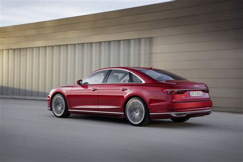 audi opens order books for new a8 prices start at 90 600 in germany