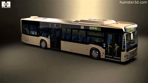 mercedes benz citaro  bus  hq interior   model  humsterdcom youtube
