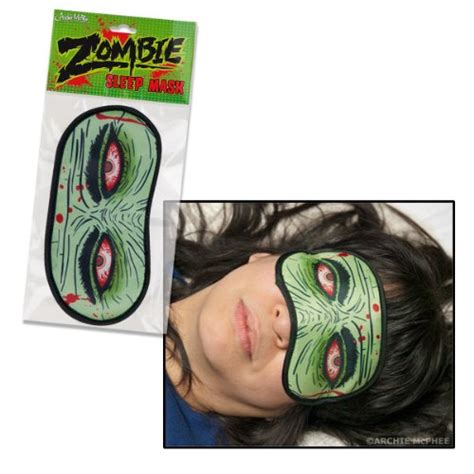 zombie sleep mask shut     money