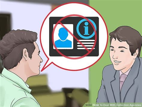 deal  collection agencies  pictures wikihow