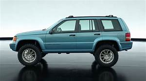 Jeep U0026 39 S Best New Concept Vehicle Is The 1993 Grand Cherokee