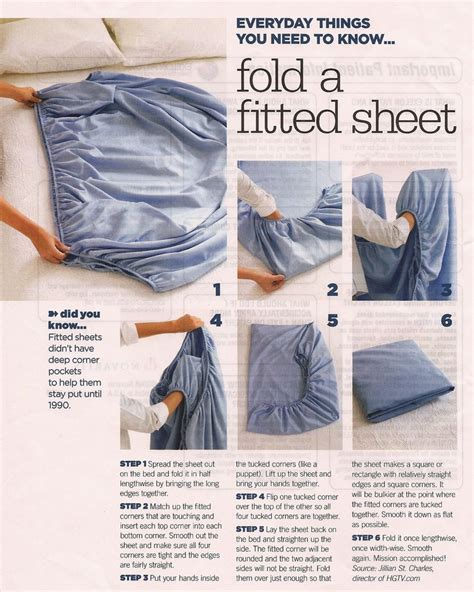 how to fold a fitted sheet how to fold a fitted sheet i like these instructions better helpfull items pinterest my