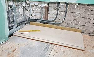 Trockenestrich Auf Holzbalkendecke : boden ausgleichen b den ausgleichen ~ Orissabook.com Haus und Dekorationen