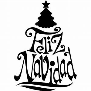 sticker arbre noel texte espagnol stickers noel With carrelage adhesif salle de bain avec led christmas tree