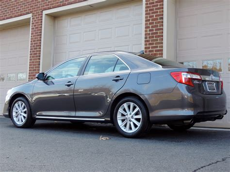 Toyota Xle For Sale by 2012 Toyota Camry Xle V6 Stock 509521 For Sale Near