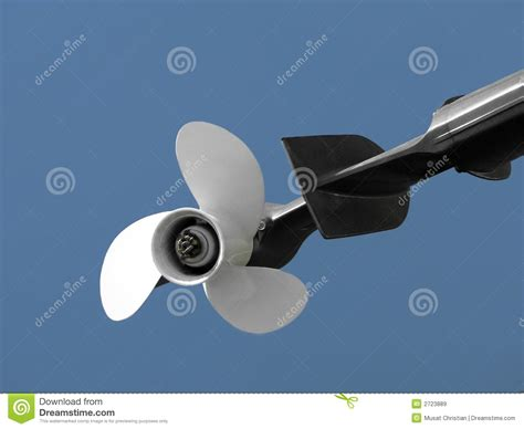 Boat Propeller Technology by Propeller Of Boat Royalty Free Stock Images Image 2723889