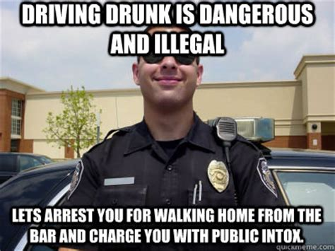 Drunk Driving Meme - wearing a hoodie you deserve to get shot douchebag scumbag cop quickmeme