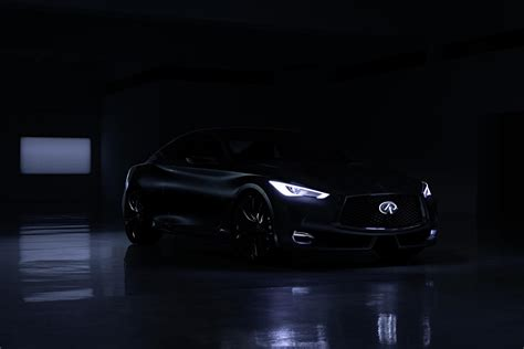 infiniti cars news  concept unveiled  hp twin
