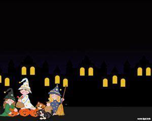 halloween powerpoint template images  pinterest
