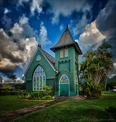 waioli huiia church kauai architecture