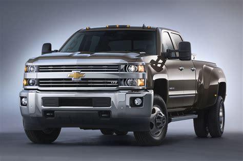 2015 Chevrolet Silverado 3500hd Reviews And Rating Motor