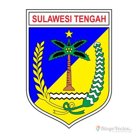 provinsi sulawesi tengah logo vector cdr blogovector
