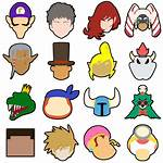 Ssbu Icons Characters Wanted Steve Smashbros Ultimate