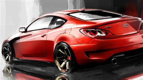 Hyundai Genesis Coupe Ark Debut Sema
