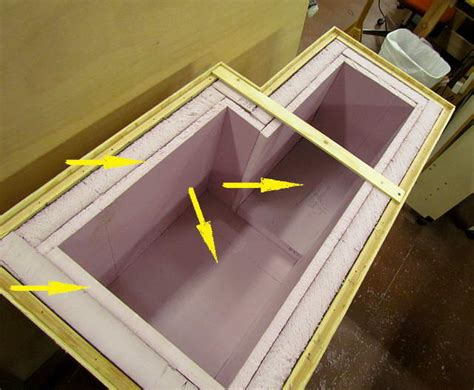 Boat Ice Box Insulation by Which Ice Box Refit Fridge To Buy Cruisers Sailing Forums