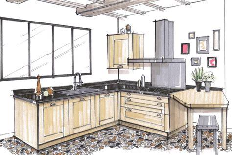 dessiner une cuisine dessin d une cuisine 28 images r 233 alisations
