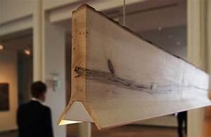Lampen Aus Holz : holz und licht elegante lampen aus holz f r beleuchtung vom esstisch freshouse ~ Markanthonyermac.com Haus und Dekorationen