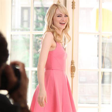 Emma Stone's Revlon Colorburst Lip Crayon Commercial