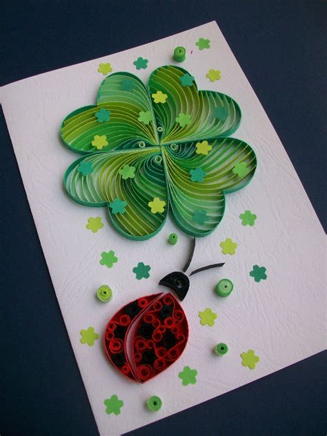 quilling card quilling art quilled birthday card paper