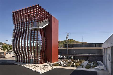 vespertine architect magazine eric owen moss