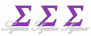 welcome to the pi chapter website With tri sigma letters