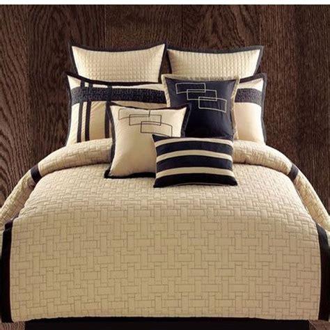 karson beige and black comforter set for mista dooley
