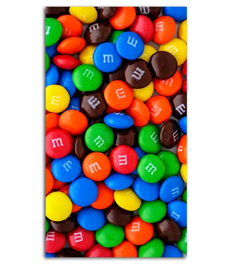 M&Ms HD Wallpaper For Your Mobile Phone