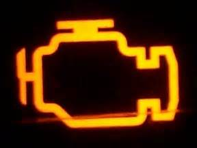 malfunction indicator light just came drive until