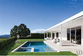 Modern Houses With Pool Contemporary Pool By Martyn Lawrence Bullard Design By Architectural