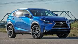 2015 lexus nx 200t driven 2016 lexus nx 200t autoevolution