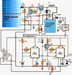 Simple Solar Mppt Circuit
