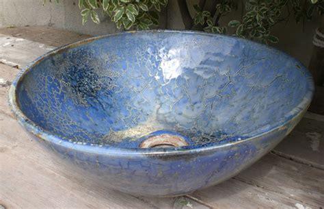vasque ceramique ou porcelaine vasque en ceramique bricolage sur enperdresonlapin