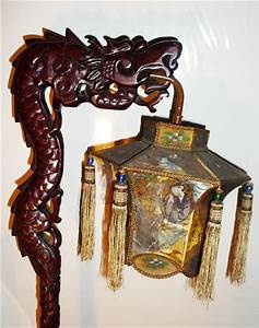 there are a lot of dragons around my house beverley jackson With antique dragon floor lamp