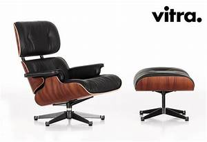 Sessel Ray Und Charles Eames : vitra lounge chair ottoman design charles ray eames 1956 ~ Michelbontemps.com Haus und Dekorationen