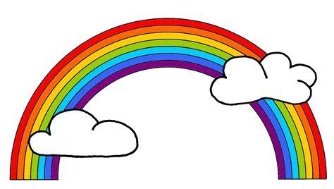 dessin arc en ciel