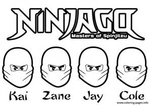 free coloring pages for ninjago collections