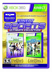 Kinect Sports Ultimate Collection Microsoft Xbox 360