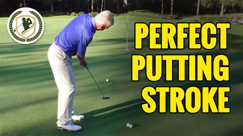 The Perfect Golf Putting Stroke