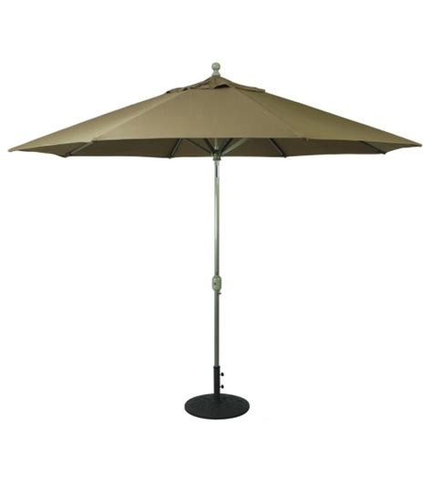 maximum shade patio umbrellas galtech 11 deluxe auto